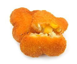 Breaded Corn Nugget